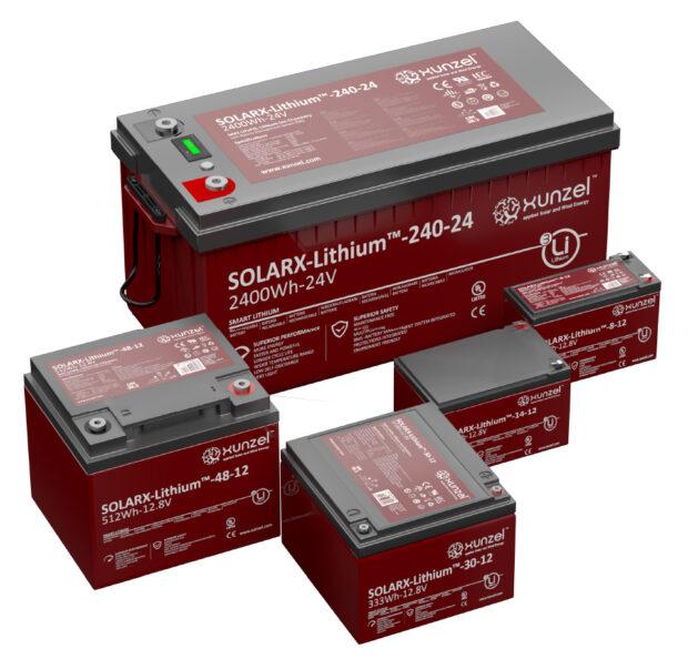 SOLARX Lithium Series 2